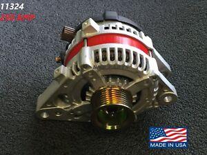 250 Amp 11324 Alternator Toyota FJ Cruiser High Output Performance NEW HD