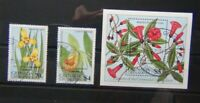 Grenada Grenadines 1984 UPU Congress Hamburg set & Miniature Sheet Used