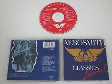 AEROSMITH/CLASSIC LIVE COLUMBIA COL 474971 2) CD ALBUM