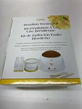 Brazilian Body Waxing Kit All Purpose Home Hair Waxing Removal Hard Wax System