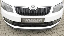 Rieger Frontspoilerschwert für Skoda Octavia 5E Limousine/ Combi