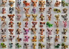 LPS Littlest petshop pet shop chien chat européen colley cat dog rare accessoire