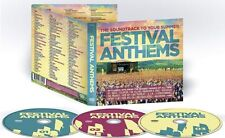 Festival Anthems 3 CD BoxSet U2 Oasis Coldplay Killers Prodigy mumford sons more