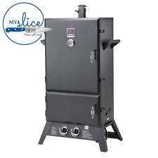 Hark Big Boss Gas Smoker - HK0535 - Dual Burner