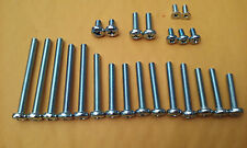 HONDA Mini Trail Z50A Z50R Z50 engine side cover screws set NEW replacement