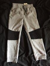 Arizona Boys Gray Jogger Pants size 6 L Nwt