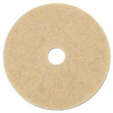 3M Ultra High-Speed Natural Blend Floor Burnishing Pads 3500 - 20317