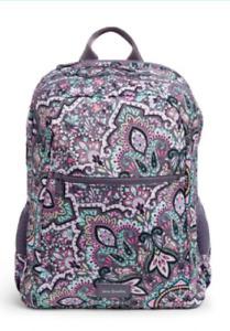 Vera Bradley 'Reactive' Grand  Backpack in Bon Bon Medallion