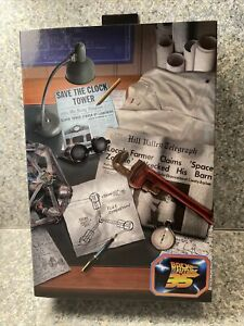 """Back to the Future Ultimate DOC BROWN 7"""" Scale Action Figure NECA Reel Toys"""