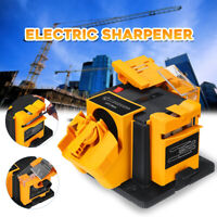 96W Multifunctional Electric Household Sharpener Cutter Drill Bit Grinder Tools