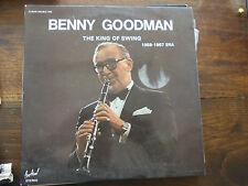 Benny Goodman - the king of swing - 1958-1967 - double album festival 246