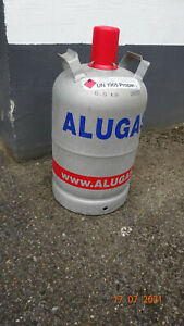 ALU Gasflasche 11kg mit 3KG Füllung