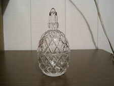 PINEAPPLE SHAPE GLASS CANDY DISH