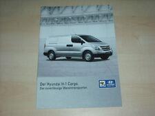 58996) Hyundai H-1 Cargo Prospekt 06/2010