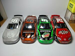 Lot of 4 Kasey Kahne 2005 Evernham Dodge 1:24 Scale Die-Cast Action *NO BOXES*