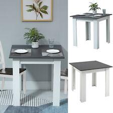 Esstisch Esszimmertisch Küchentisch klein quadratisch 80x80 cm  Wohnzimmer Tisch