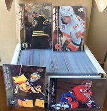 2015-16 Upper Deck Series 1 Complete Base Sets FOIL