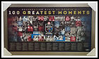 State of Origin 100th Test Greatest Moments NRL Print Queensland V NSW Framed