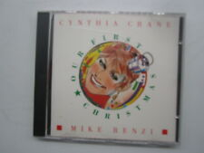 Cynthia Crane Mike Renzi Our First Christmas (CD, 1993, Lookout)