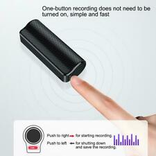 8GB JNN Q70 VOICE RECORDING SECRET RECORDER COVERT SPY POWERFUL MICROPHONE ay2