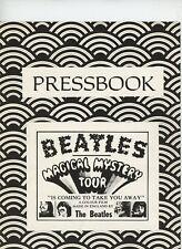 "BEATLES Rare 1970 VARIATION  ""MAGICAL MYSTERY TOUR"" Orig U.S PRESSBOOK Near Mint"