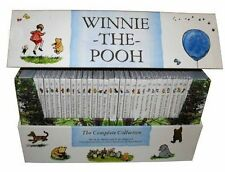 Winnie the Pooh The Complete Childrens Collection 30 Books Pack Set