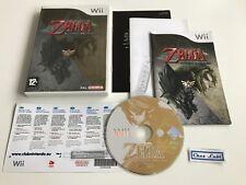The Legend Of Zelda Twilight Princess - Nintendo Wii - FR - Avec Notice