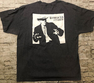 RARE Vtg Watermelon Slim And The Workers Shirt Blues Band Large