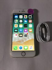 Apple iPhone 6 32GB Gold Straight Talk Very Good Condition
