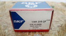 SKF Spannlager / Typ: YAR 205 2F ( 25mm Welle) / NEU/OVP