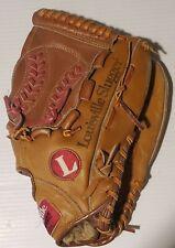 "Louisville Slugger Baseball Glove 12.75"". Right Hand Throw. HBG24H."