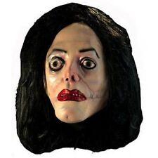 Wacko Jacko Mask Costume Mask Adult Halloween Or Prop