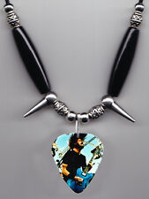 Foo Fighters Dave Grohl Photo Guitar Pick Necklace #3