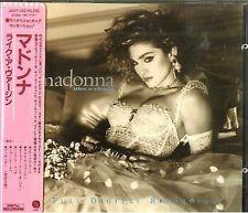 Madonna Like A Virgin 32XP-102 W/obi 日版 japan press