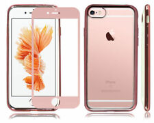 Fundas y carcasas metálicas Para iPhone 7 Plus color principal rosa para teléfonos móviles y PDAs