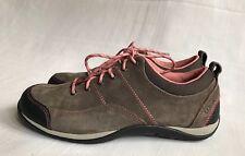 L.L. Bean BeanSport 293352 Women's Brown/Black Lace Up Walking Shoes - Size 8 M