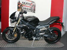 2013 '13 Triumph Street Triple 675 ABS. Only 3,204 Miles. Arrow Pipe. £5,995