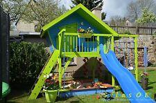 Bauanleitung Bauplan für Spielhaus Stelzenhaus Kinder Gartenhaus PDF-Dateien NEU