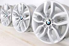 NEU 4x Original BMW X3 F25 X4 F26 17 Zoll Alufelgen 305 Y-Speiche 6787576 ET32