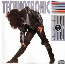 TECHNOTRONIC - Body to body 11TR CD 1991 EUROHOUSE / HIP-HOUSE