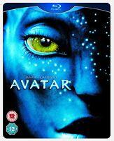 Avatar - Limited Edition Steelbook Sam Worthington, Sigourney Weaver New Blu-ray