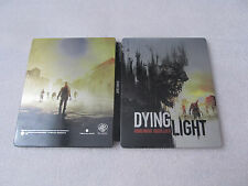 Dying Light Steelbook G2   Europe Exclusive   Very RARE / LIMITED