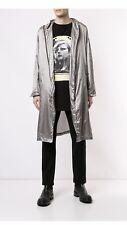 Raf Simons Tshirt-rain Coat. 48/m. $1900