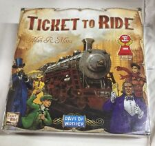 Ticket To Ride Board Game, NEW SEALED!
