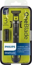Philips OneBlade QP2520/20 Regolabarba - Verde Lime/Grigio Antracite