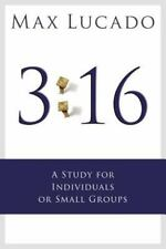 3:16: A Study for Small Groups