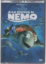 ALLA RICERCA DI NEMO DISNEY Z3 DV 0156  - 2 DVD SIGILLATO!!!