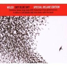 WILCO - SKY BLUE SKY  CD + DVD ALTERNATIVE ROCK NEU