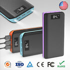 Portable 300000mAh USB Power Bank External Backup Battery Charger for Cell Phone