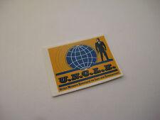 Corgi 497 Man From Uncle Thrush Buster Hood Sticker - B2g1f